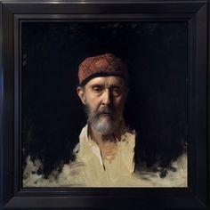 Jordan Sokol Oil Painting