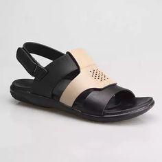 Lit Shoes, Shoes Sandals, Brown Sandals, Leather Sandals, Dressy Flip Flops, Leather Men, Leather Wallet, Shoulder Strap Bag, Casual Shoes