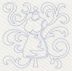 Machine Embroidery Designs at Embroidery Library! - Color Change - X7927