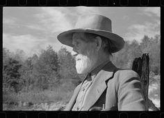 Postmaster Brown at Old Rag, Virginia