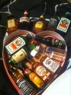 Who wants this from me for Valentine's Day?  Sweet Christ I don't know what I'd drink first.