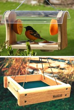 bird feeders design ideas , yard decorations for backyard landscaping