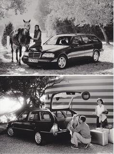 Mercedes-Benz C-Class T-model (Torino, 1996, Foto D 96 S 985)
