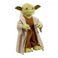 Star Wars 10016722 26 in. Star Wars Yoda Talking Tall Plush @ niftywarehouse.com