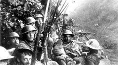 WW1 Somme Soldiers