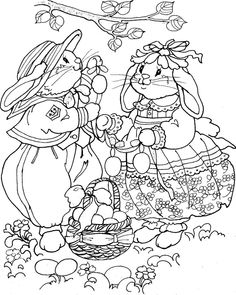 Easter Coloring Sheets, Easter Colouring, Cute Coloring Pages, Colouring Pics, Animal Coloring Pages, Printable Coloring Pages, Adult Coloring Pages, Coloring Pages For Kids, Coloring Books