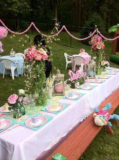 Fairy Ballerina Party Birthday Party Ideas | Photo 1 of 118 | Catch My Party