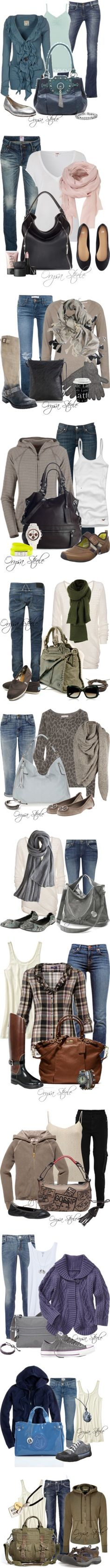 """""""Weekend Casual"""" by orysa on Polyvore"""