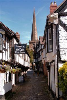 Ledbury, England