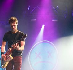 I missed obsessing him. He is still my no 1 guitarist.