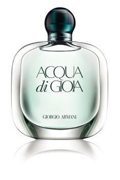 Giorgio #Armani Acqua di Gioia. More info: http://www.lagardenia.com/beauty-case/magazine/bellezza/regalare-il-profumo-giusto-si-puo-ecco-6-fragranze-ideali
