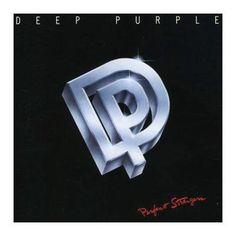 """L'album dei #DeepPurple intitolato """"Perfect strangers""""."""