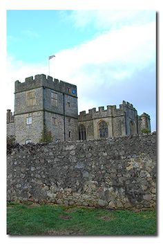 ~Snape Castle, North Yorkshire England, was the residence of Catherine Parr and her husband John Neville, 3rd Baron Latimer, before she became the sixth wife of Henry VIII~