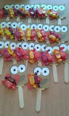 """Popsicle stcik bookmarks craft 2 crafts and worksheets for preschool toddler and kindergartenNew Post has been published on http:& """"Easy puzzle crafts for kids This page has a lot of free printabel Easy puzzle crafts(activities) for.This Pin was discove Kids Crafts, Owl Crafts, Preschool Crafts, Easy Crafts, Diy And Crafts, Paper Crafts, Puzzle Crafts, Popsicle Stick Crafts, Craft Stick Crafts"""