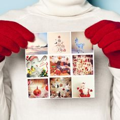 StickyGram makes fun magnets from your Instagram photos! Perfect for Christmas stocking fillers - last order date 18th Dec.