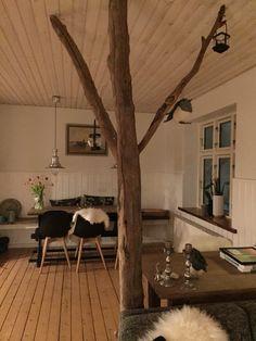 Træ i stuen