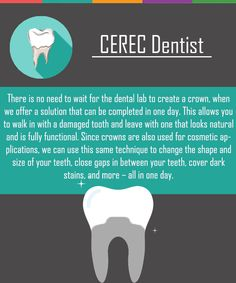 A dental crown is a cap that surrounds the tooth and acts as an effective means for restoring a tooth that has become infected or damaged. Dental Hygiene, Dental Health, Dental Care, Dental Fun Facts, Wisdom Teeth Funny, Dental Posters, Dental Procedures, Dental Crowns, Tips