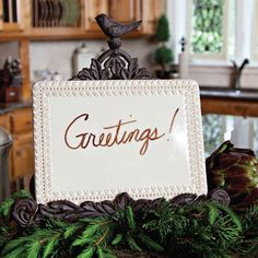 GG Collection Gracious Goods House Finch Message Board