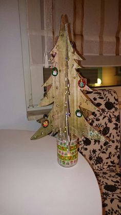 My fourth tree,for My grandchild. Sorry for the bad pic.