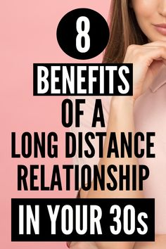 Are you thinking of starting a long distance relationship in your 30s? Here's why it might be a great decision.  . . .  #longdistancerelationship #longdistancelove #datinginyour30s #longdistancedating #longdistance #LDR Long Distance Dating, Long Distance Love, Distance Relationships, Ldr, Thinking Of You, Thinking About You, Long Distance Relationships, Long Distance