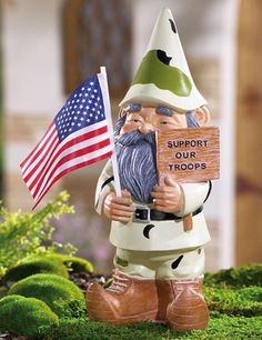 support the troops!