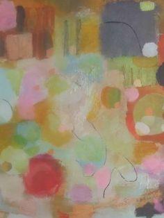 "Saatchi Art Artist Sarah Stokes; Painting, ""gateway to the garden"" #art"