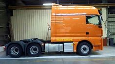 Truck. Man Roman.