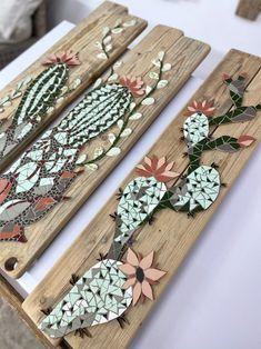 Mosaic Garden Art, Mosaic Wall Art, Mosaic Diy, Mural Wall Art, Mosaic Crafts, Tile Art, Mosaic Glass, Mosaic Designs, Mosaic Patterns