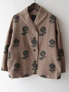 lovely jacket - mina perhonen