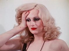 """2,857 Likes, 26 Comments - Pat McGrath (@patmcgrathreal) on Instagram: """"WOMEN in REVOLT ⚡⚡⚡ The ICONIC #CandyDarling directed by #PaulMorrissey, 1971 ❤️❤️❤️ #inspiration…"""""""