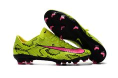 03bf232fe708 2017 Nike Mercurial Vapor XI Volt Black Pink on sale !