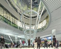 Architectura - Transbay Transit Center in San Francisco van Pelli Clarke Pelli