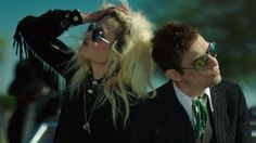 The Kills return with a new album and video Newswire: The Kills return with a new album and video        After a five-year hiatus blues-rock duo The Kills has returned with a new album and video. Singer Alison Mosshart kept busy over the break with her other band The Dead Weather while guitarist Jamie Hince recovered from a series of hand surgeries. But Hince seems to be back in fine form as   Stereogum  reports  the band will release a new album  Ash & Ice  in June. The first single Doing…