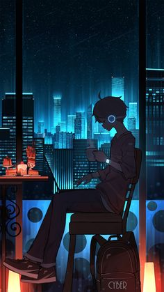 Dark Anime, Sky Anime, Anime City, Blue Anime, Anime Galaxy, Madara Wallpaper, Ps Wallpaper, Anime Wallpaper Live, Anime Scenery Wallpaper