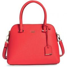 Kate Spade New York Street Maise Prickly Pear Cameron Satchel - 33% Off