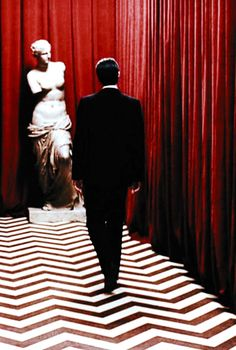 Interior Color. Twin Peaks - 1990-1991 David Lynch