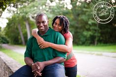 Portrait session of a couple celebrating their 10 year wedding anniversary in Maine.
