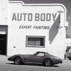 Auto Body college thing