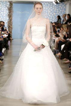 Oscar de la Renta Bridal - Pasarela