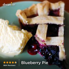 """Blueberry Pie 
