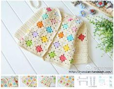 Chaqueta a crochet para niña. esquemas Gilet Crochet, Knitted Baby Cardigan, Crochet Granny, Knit Crochet, Crochet Girls, Crochet Baby Clothes, Crochet For Kids, Free Crochet, Knitting For Kids