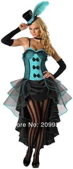 Saloon costume