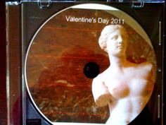 """To Do: make your own Valentines day cd with all of """"your"""" songs!!! Every year add new songs to the list!"""