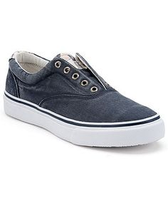 Sperry Top-Sider Shoes, Striper Laceless Sneakers - Sperry Top-Sider - Men - Macy's