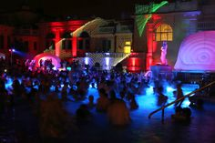 Things to Do in Budapest - Magic Bath Party
