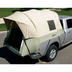 Kodiak Canvas Truck Tent...now i just need to have a truck again.