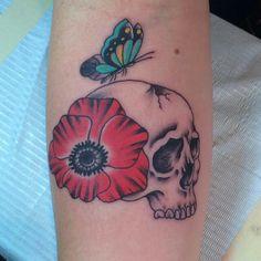 Tattoo by @Michelle Rubano - Full Circle Tattoo - San Diego, CA.