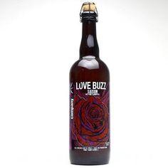 Anchorage Love Buzz Saison with Brett