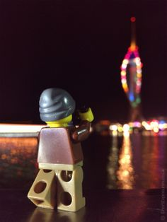 The dangerous, beautiful life of a Lego minifig photographer | The Verge