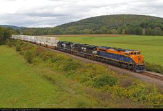 RailPictures.Net Photo: NS 1071 Norfolk Southern EMD SD70ACe at Unadilla, New York by John Sesonske